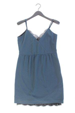 Grain de Malice Trägerkleid Größe 38 blau aus Polyester