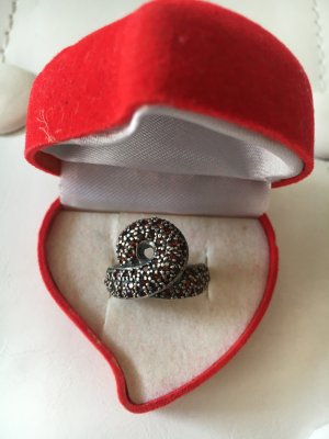Silver Ring bordeaux