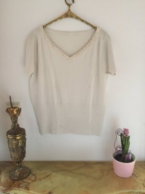 Granny Style Vintage Bluse