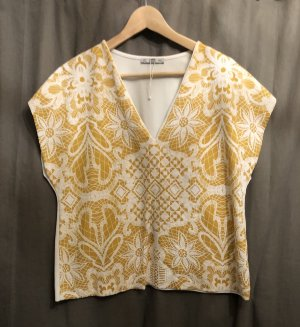 Graphisches BOHO Sommer Shirt Zara