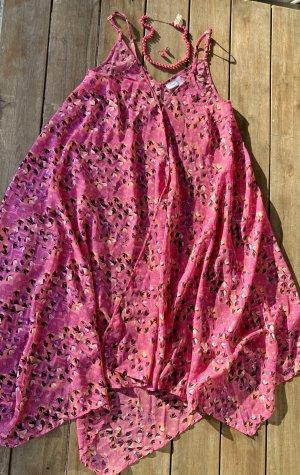 Bodyflirt Robe Hippie multicolore