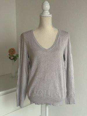 Blue Motion Sweter z dekoltem w kształcie litery V Wielokolorowy