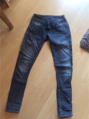 Grau-Blaue g-Star Jeans Größe 26 32