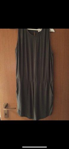 Grau blauer Overall