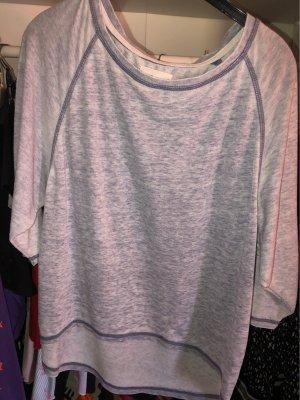 Grau-Blauer Sweatshirt