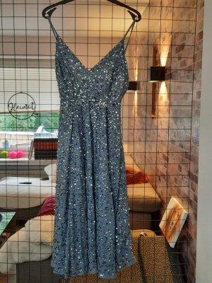 Sequin Dress slate-gray