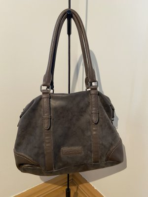 Fritzi aus preußen Carry Bag taupe-anthracite