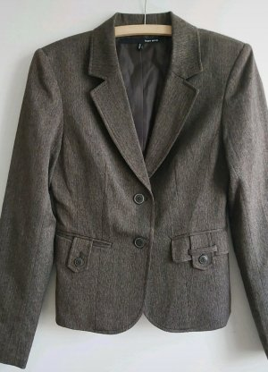 Grau- Brauner Blazer von Tally Weijl