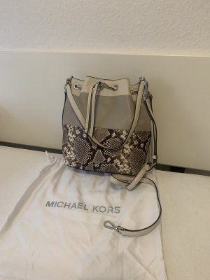Michael Kors Borsellino grigio-grigio chiaro