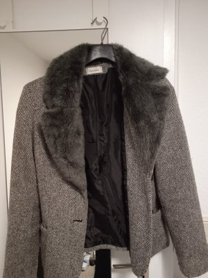 Nienhaus Fake Fur Jacket grey