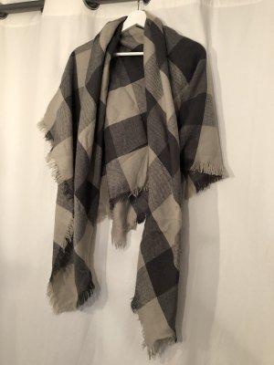 Codello Sciarpa di lana grigio-grigio chiaro