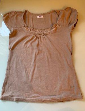 Grau-Khaki T-Shirt von Flashlights Gr. S