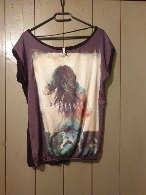 #grau-lilanes T-Shirt #Key Largo