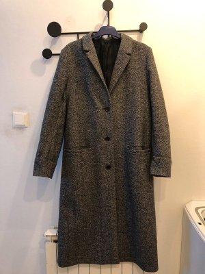 Grau-mellierter Mantel von COS