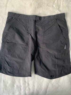 Grau-Schwarze Shorts von Mexx Sport Gr. 40