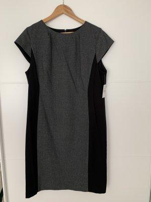 C&A Sukienka etui czarny-ciemnoszary
