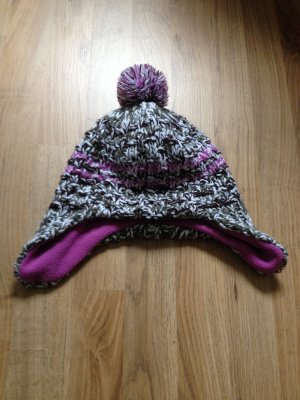 C&A Knitted Hat multicolored