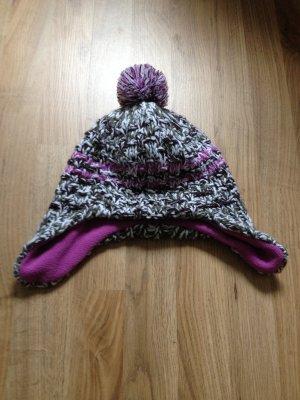 C&A Sombrero de punto multicolor