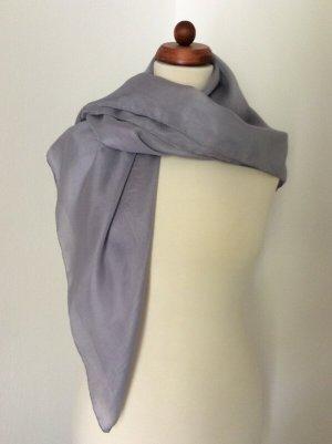 Handarbeit Silk Cloth silver-colored silk