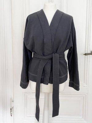 COS Jersey kimono multicolor tejido mezclado