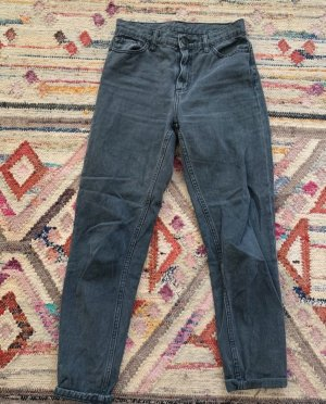 Urban Outfitters Mom-Jeans slate-gray