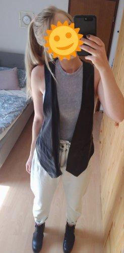 Zara Spijkervest leigrijs