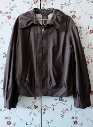 Blouson grey brown