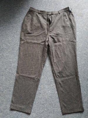 Graubraune Stoffhose von Zerres in Größe 50