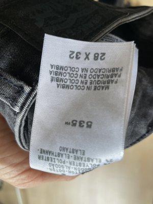 Graue 535er Levi's Stretch Jeans Größe 28x32