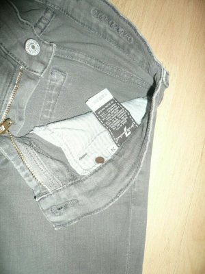 graue 7 for all mankind Hüftjeans