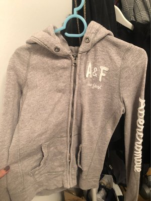 Abercrombie & Fitch Hooded Vest multicolored