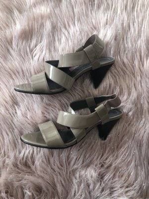 3 Suisses Sandalo con cinturino grigio-beige