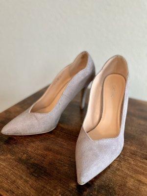 Catwalk Stiletto gris clair-gris