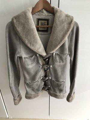 Better Rich Between-Seasons Jacket light grey-grey