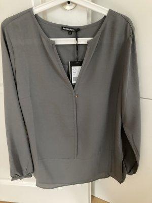 Tramontana Long Sleeve Blouse grey