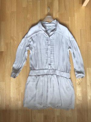 Cortefiel Camicetta lunga grigio chiaro-grigio