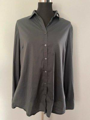 Graue Bluse von Zero, Gr. 44