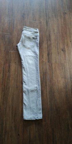 Graue Boot Cut Jeans von Only Gr. 28 / 34