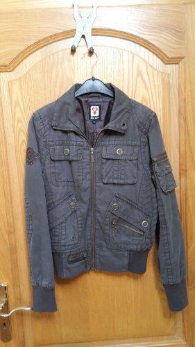 CoolCat Jacket brown cotton