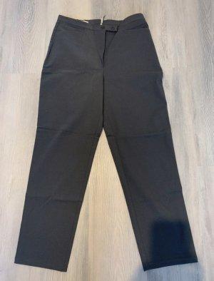Pantalone a zampa d'elefante grigio
