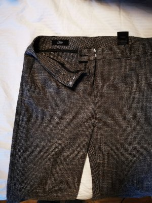 s. Oliver (QS designed) Pantalone da abito grigio