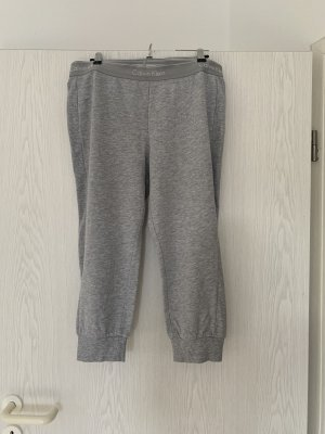 Calvin Klein Sportbroek lichtgrijs-grijs