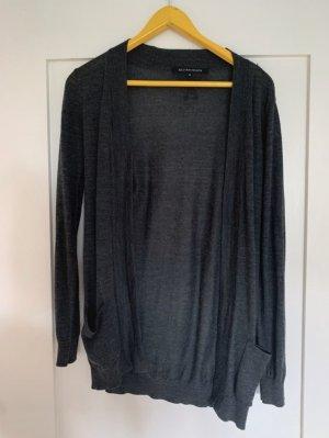 Silvian heach Cardigan tricotés gris anthracite