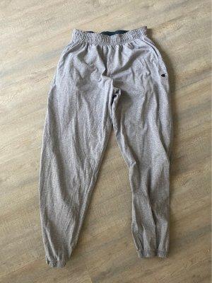 Champion Spodnie dresowe jasnoszary