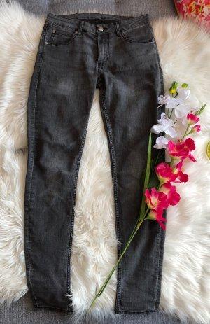 Cheap Monday Spodnie z wysokim stanem szary