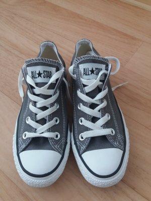 Graue Converse All Star Sneaker Low