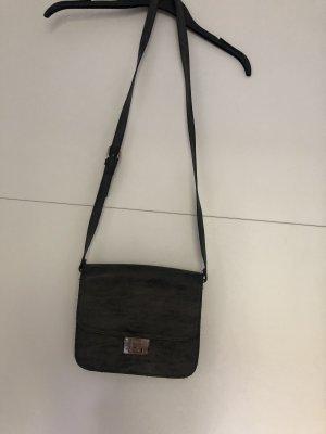 Graue Cross Body Bag