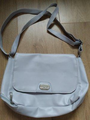 Graue Damen-Handtasche - Carla Faustini