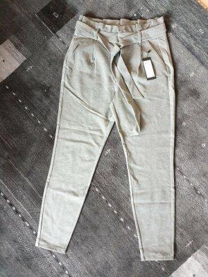 Vero Moda Pantalón de pinza gris Viscosa