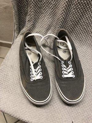 Graue damen Schuhe